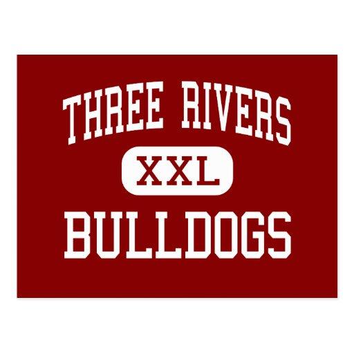 Three Rivers - Bulldogs - Junior - Three Rivers Post Card