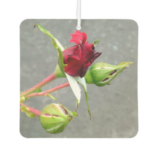 Three Rosebuds Air Freshener