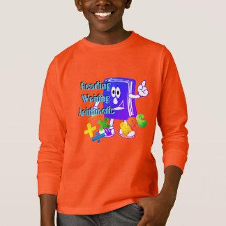 Three Rs Student Shirt