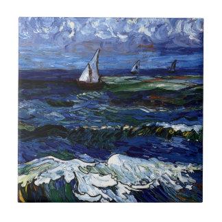 Three Sailboats Tiles