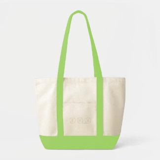 Three Sand Dollars Bag