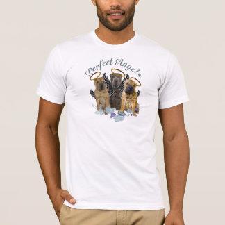 Three Shar-pei Perfect Angels Apparel T-Shirt