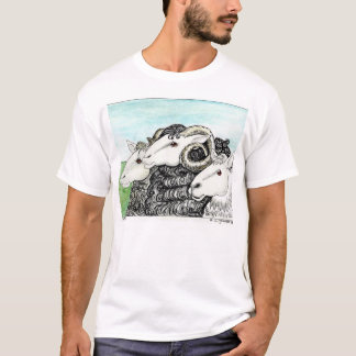 Three Sheep T-Shirt