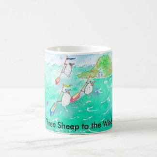 Three Sheep to the Wind Coffee Mug
