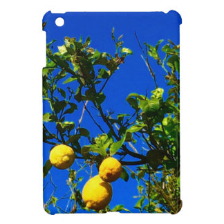 Three Sicilian Lemons Case For The iPad Mini