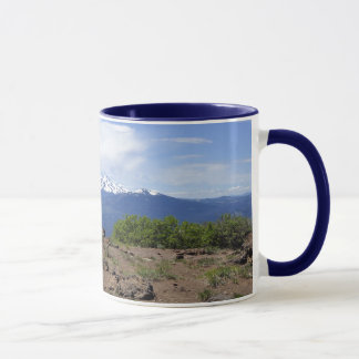 Three Sisters from Black Butte Mug