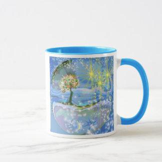 Three Star Day Mug