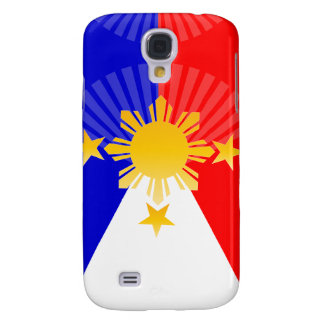 Three Stars & A Sun Stylized Philippine Flag