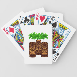 Three Strong Bicycle Playing Cards