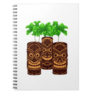 Three Strong Notebook