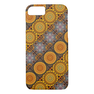 Three Styles of Mandala Pattern iPhone 7 Case