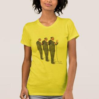 Three Suits - Obama Inauguration Tee Shirts