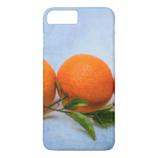 Three tangerines iPhone 7 plus case