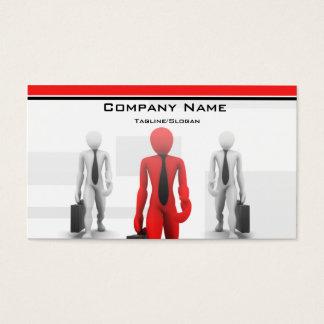 Three Techs Business Card