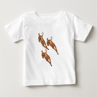 Three to Run Baby T-Shirt