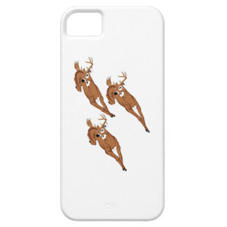 Three to Run iPhone 5 Cover