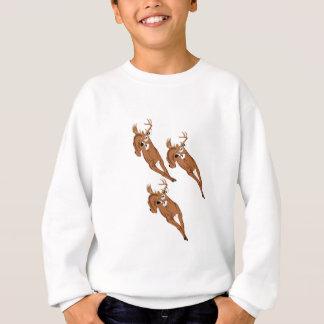 Three to Run Sweatshirt