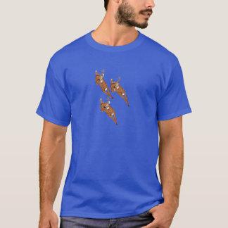 Three to Run T-Shirt
