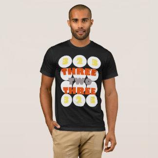 Three to three T-Shirt