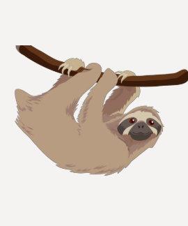 Three Toed Sloth T Shirts