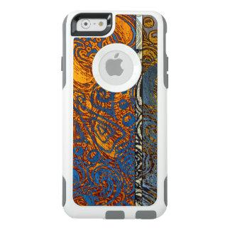 Three Tone Blue Jean Swirl OtterBox iPhone 6/6s Case