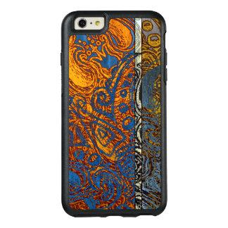 Three Tone Blue Jean Swirl OtterBox iPhone 6/6s Plus Case
