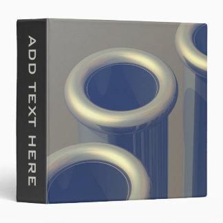 Three Tubes Vinyl Binders