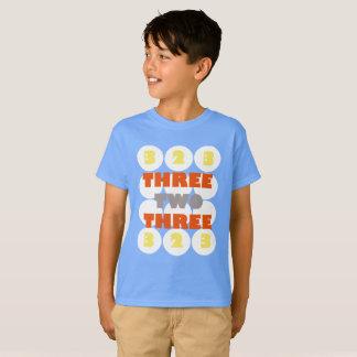 Three two three Long T-Shirt Shirt