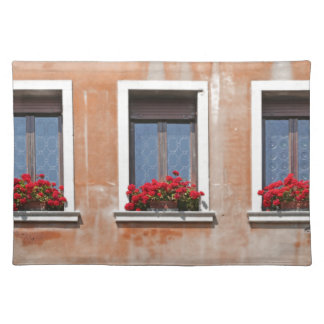 Three Windows in Venice Placemats