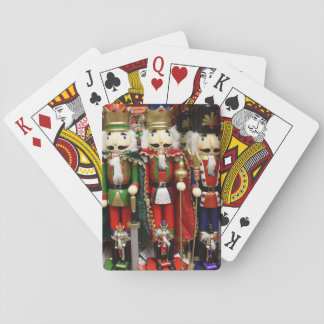 Three Wise Crackers Playing Cards