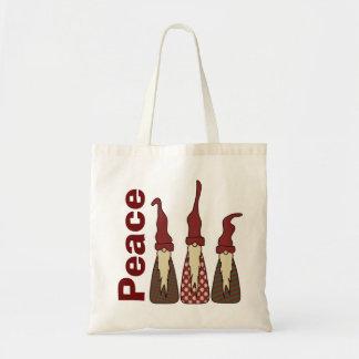 Three Wise Elves, shopping bag