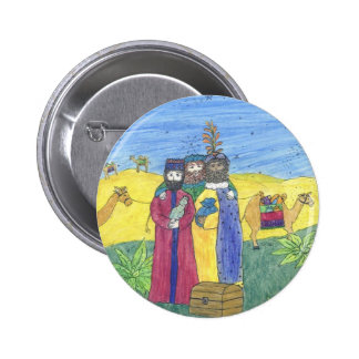 Three wise men buttons