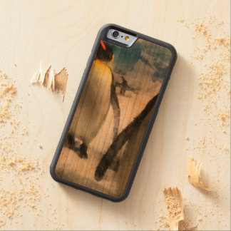 Three wise men carved cherry iPhone 6 bumper case