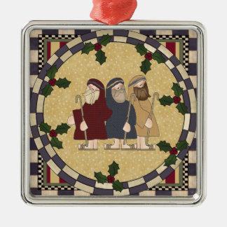 Three Wise Men Christmas Ornament
