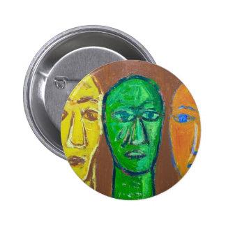 Three Wise Men portrait expressionism Pins