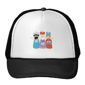Three Wise Men Trucker Hat