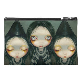 """Three Witchy Sisters"" Bag Travel Accessories Bags"