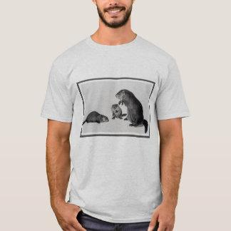 Three Woodchucks T-Shirt