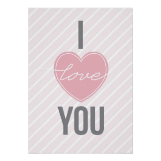Three Words: I Love You Poster