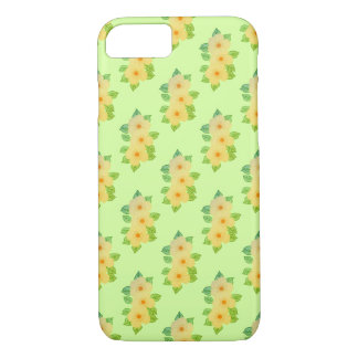 three yellow flowers iPhone 8/7 case