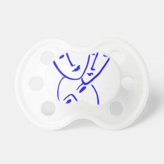 threemasks pacifier