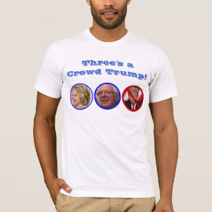 Threes A Crowd Gifts on Zazzle CA