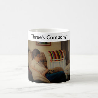 Three's Company Magic Mug