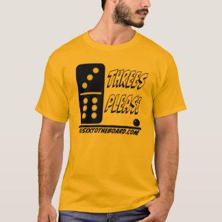 Threes Please T-Shirt