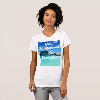 Threesome ladies T-Shirt