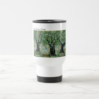 ThreeTrees, by Susan A. Lennon, Three Trees at ... Travel Mug
