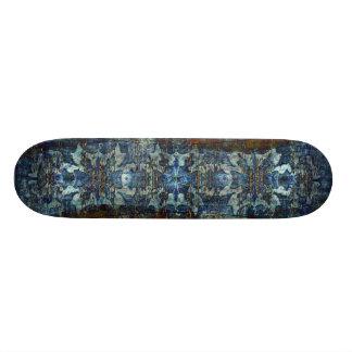 Thrembalian Writings Skate Board