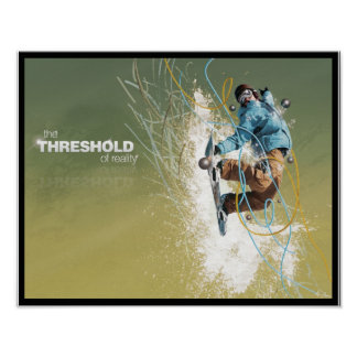 Threshold of Reality Poster