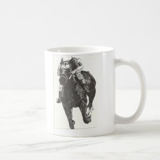 Thrill of Horse Raceing Coffee Mug