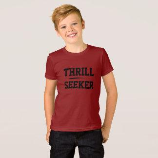 Thrill Seeker Kids T-Shirt